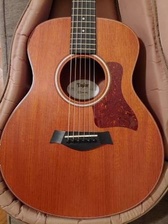 Photo FSFT 2013 Taylor GS Mini Mahogany - $450
