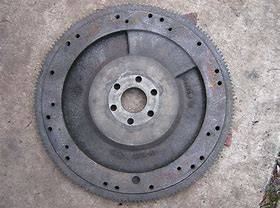 Photo Fox Body Mustang Ford 5.0 Manual Flywheel - $10 (east Indianapolis)
