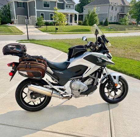 Photo Honda 2012 NC700X Motorcycle - $5,450 (Indianapolis)