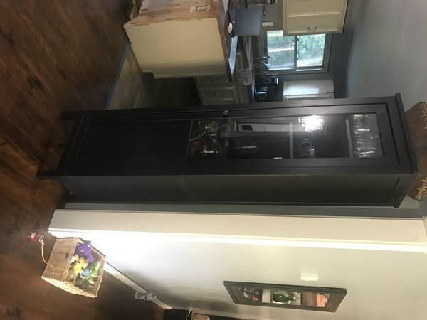 Photo Ikea Hemnes Cabinet - $200 (Noblesville)