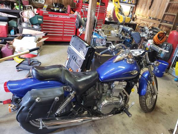 Photo Kawasaki Vulcan 500 - $1500 (NOBLESVILLE)