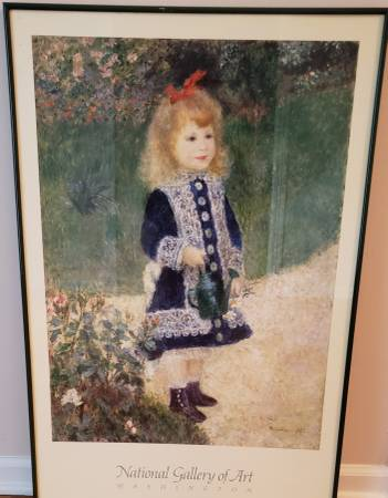 Photo Little Girl with Water Can - $40 (Greenwood)
