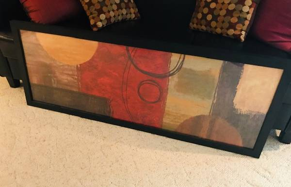 Photo Modern Z Gallerie Picture - $75 (Carmel)