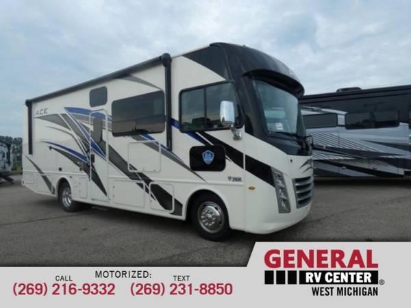 Photo Motor Home Class A 2022 Thor Motor Coach ACE 27.2 - $157,253 (General RV - West Michigan)