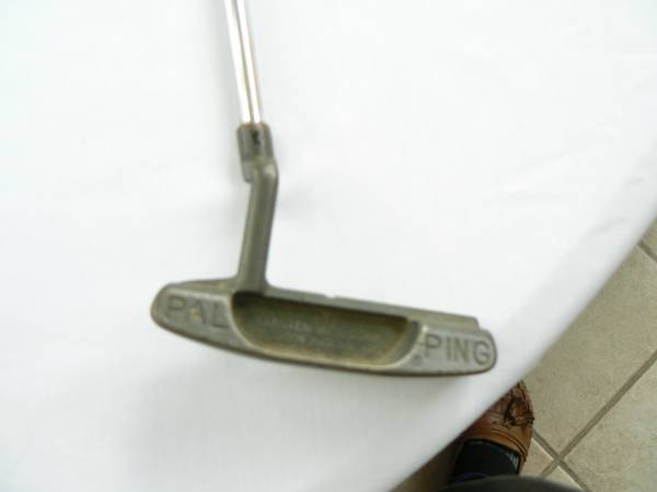 Photo Ping Pal putter - $25 (Carmel, In)