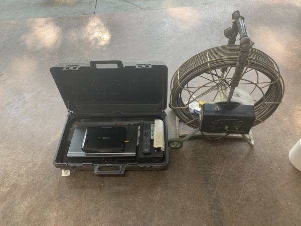 Photo Sewer Camera System South Coast Equipment - $375 (West Lafayette)