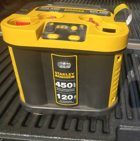 Photo Stanley Fat Max Jump Box - $30 (East Side Indianapolis)