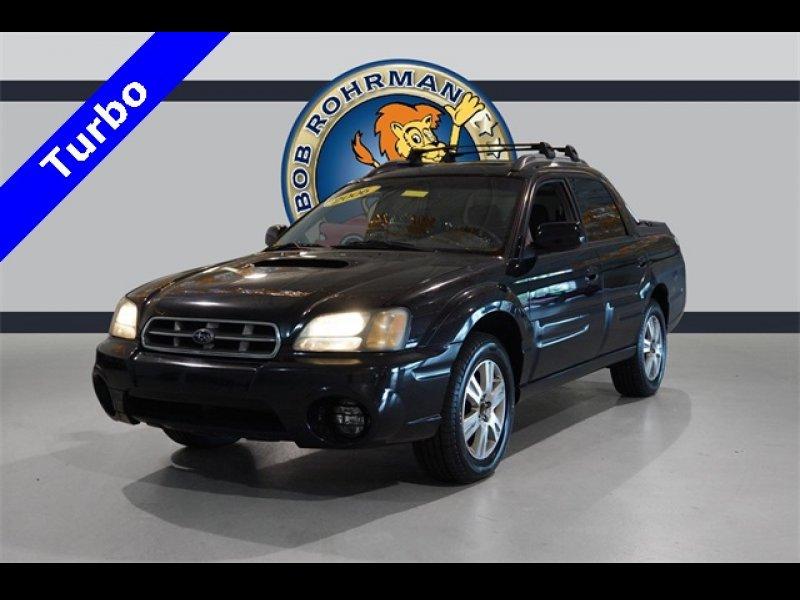 Used 2006 Subaru Baja Turbo For Sale Cars Amp Trucks For