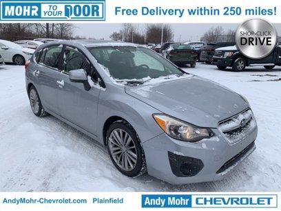 Photo Used 2013 Subaru Impreza 2.0i Premium Hatchback for sale