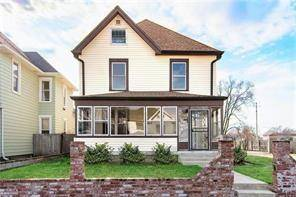 Photo Whole House - Fully Furnished Updated rental ready for Immediate Occ. (2450 N Carrollton Ave Indianapolis, IN 46205)
