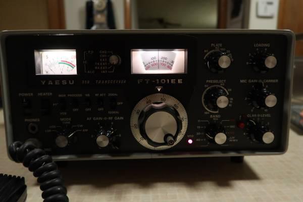 Photo YAESU FT-101EE Transceiver Ham Radio - $250 (Shelbyville)