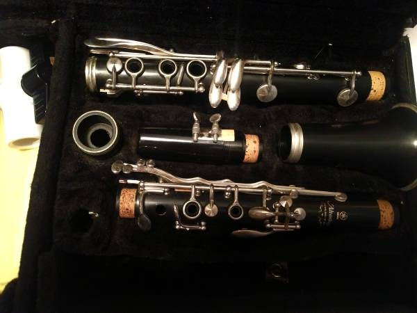 Photo Yamaha YCL-200AD Clarinet - $250 (West Side Indy)