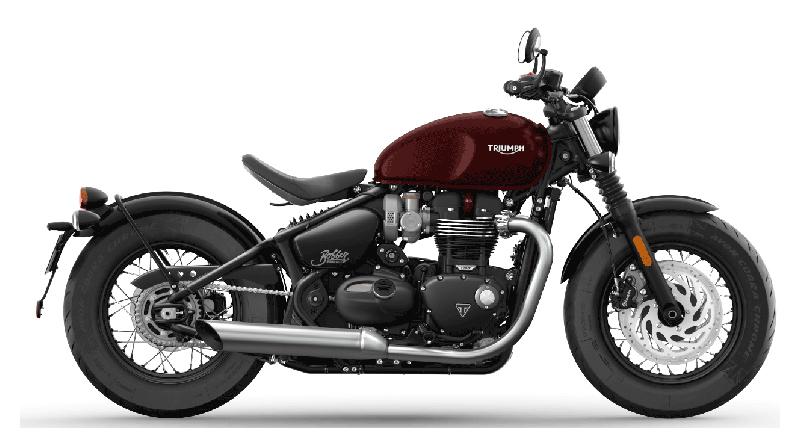 Photo 2022 Triumph Bonneville Bobber $13450