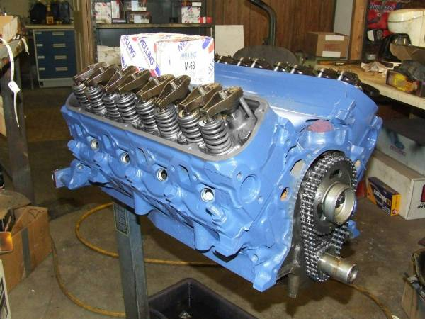 Photo ford 302 engine - $1,499 (se indy)