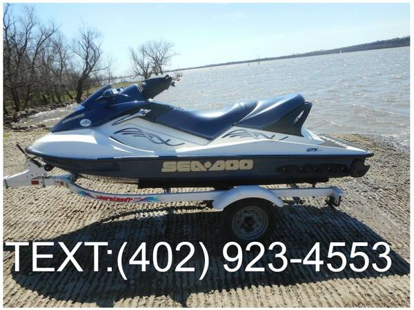 Photo jet ski see doo package wtrailer - $1,000 (indianapolis)