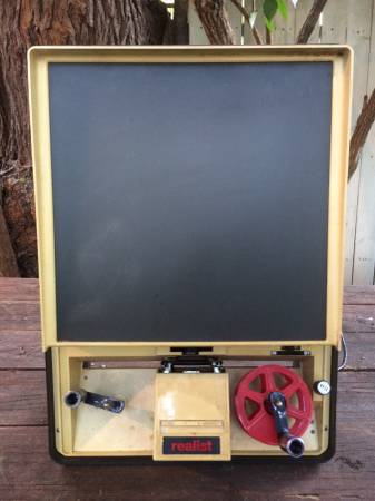 Photo microfilm reader - $15 (south downtown Indpls)