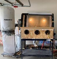 Waterloo Sandblasting Cabinet (Battle Creek) | Buy & Sell ...