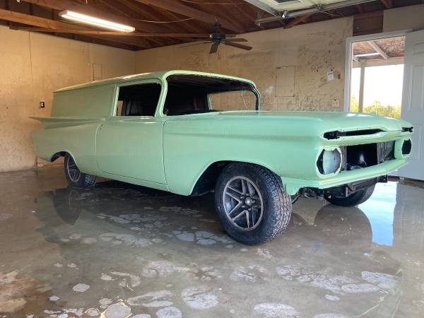 Photo 1959 chevy sedan delivery 16,000 - $16,000 (whitewater 760 992 7245)