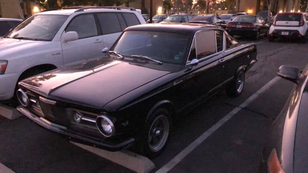 Photo 1965 Plymouth Barracuda - $8500 (Riverside)