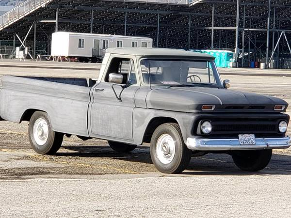 Photo 1966 Chevy C30 Long Bed Pick-up Truck - $10000 (Montclair, CA)