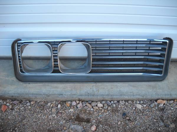 Photo 1969 Buick Le Sabre quotRightquot Grill Assembly Complete quotVery Nicequot (Desert)