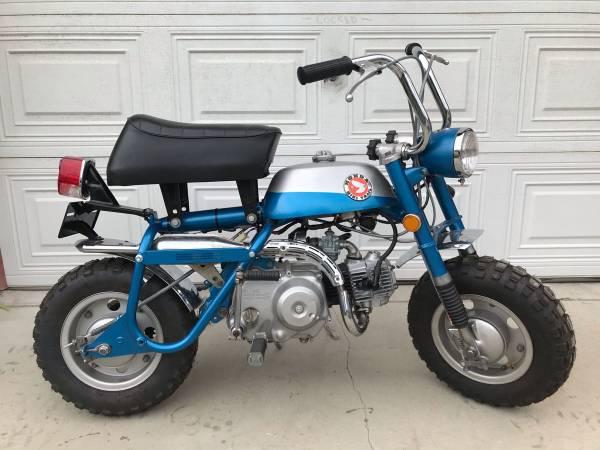 Photo 1969 Honda Z50 Mini Trail - $3500 (Chino)