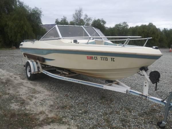 Photo 1984 Sea Swirl 1839 boat - $2,500 (Beaumont)