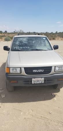 Photo 1995 Isuzu Rodeo 1 owner 79000 original miles - $1,950