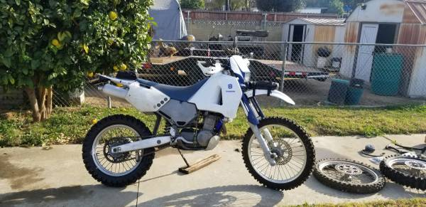 Photo 1998 husqvarna 610 TE - $5,000 (riverside)