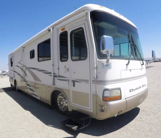 Photo 2000 Newmar Dutchstar Diesel 75K Miles Solid coach Business over 30yrs - $47,975 (South West RVGUY ARated Dealership)