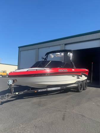 Photo 2003 Calabria Cal-air pro V wakeboard boat - $37,500 (Corona)