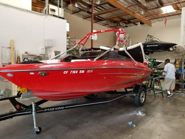 Photo 2006 Fourwinns 200 SS package - $24,000 (Riverside)