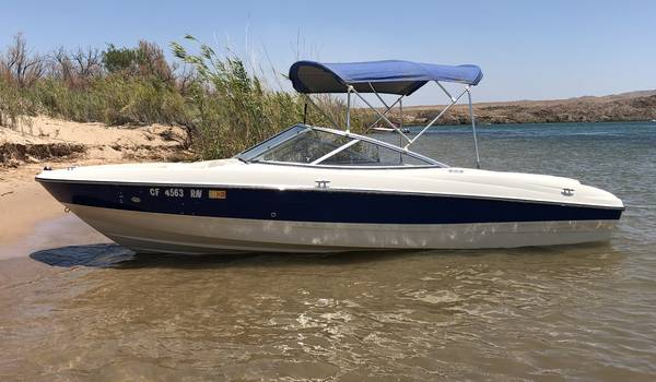 Photo 2007 Reliable Open Bow Family Boat Multi-Day Rental - $300 (Havasu Lake)
