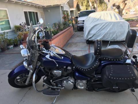 Photo 2008 Yamaha Road Star 1700 CC - $5,700 (San Jacinto)