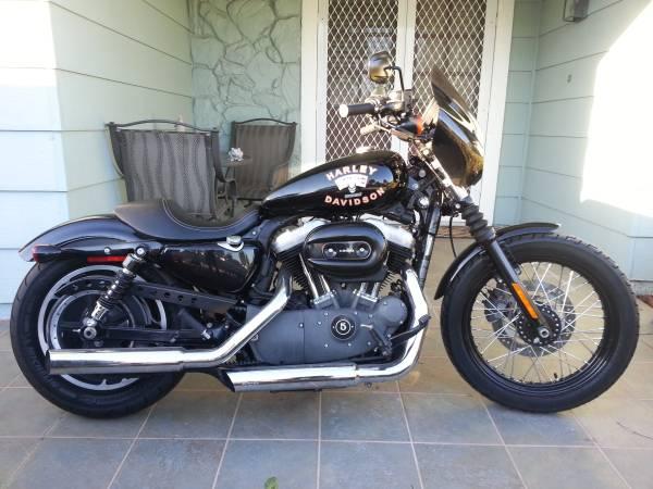 Photo 2010 Harley Davidson 1200 Nightster - $6,395 (Menifee)