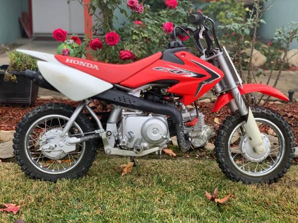 Photo 2015 Honda CRF50 CR50F CR50 - $2,200 (Upland)