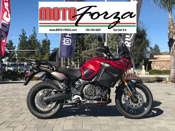 Photo 2015 Yamaha Super Tenere  Built for Adventure - $9,299 (Moto Forza Escondido)