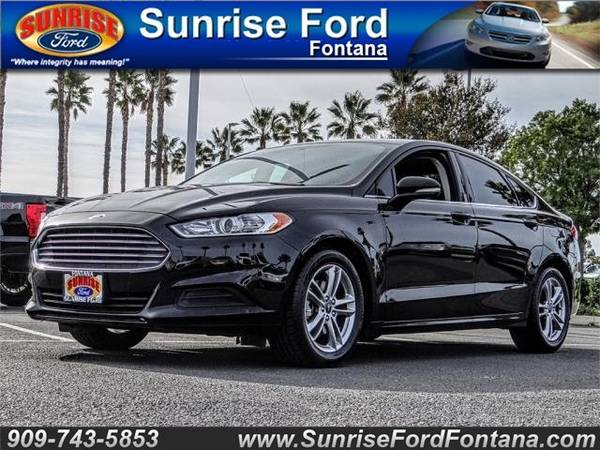 Photo 2016 Ford Fusion 4DR SDN SE FWD  CALL TODAY .. DRIVE TODAY O.A.D.  ( FAST APPROVALS SE HABLA ESPANOL )