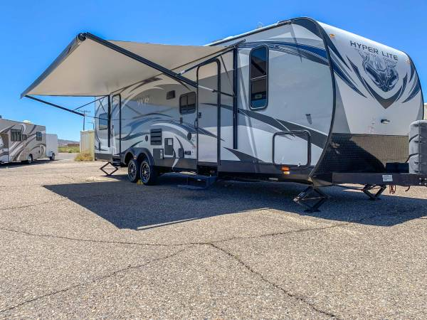 Photo 2016 Forest River XLR Hyperlite 29HFS - $29,000 (Ft Irwin)