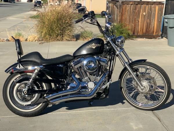 Photo 2016 Harley-Davidson Seventy-Two - $10,000 (San Jacinto)
