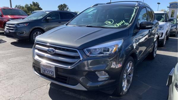 Photo 2017 Ford Escape Titanium (- $499 Down oac -CallText (760) 849-8755)