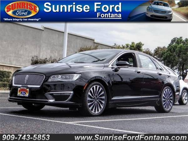 Photo 2018 LINCOLN MKZ HYBRID BLACK LABEL FWD  CALL TODAY .. DRIVE TODAY O.A.D.  ( FAST APPROVALS SE HABLA ESPANOL )