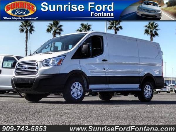 Photo 2019 Ford Transit Van T- LOW RF GVWR  CALL TODAY .. DRIVE TODAY O.A.D.  ( FAST APPROVALS SE HABLA ESPANOL )