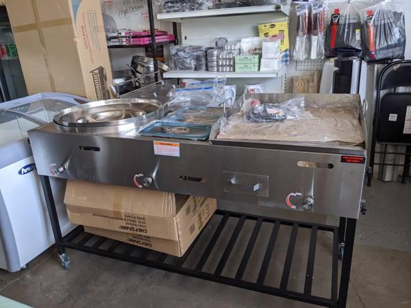 Photo 60quot Taco Cart - $500 (VICTORVILLE)