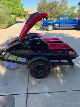Photo 650sx stand up jet ski - $1100 (Murrieta)