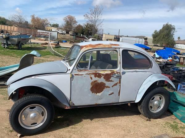 Photo 71 baja bug project - $2,000 (Perris)