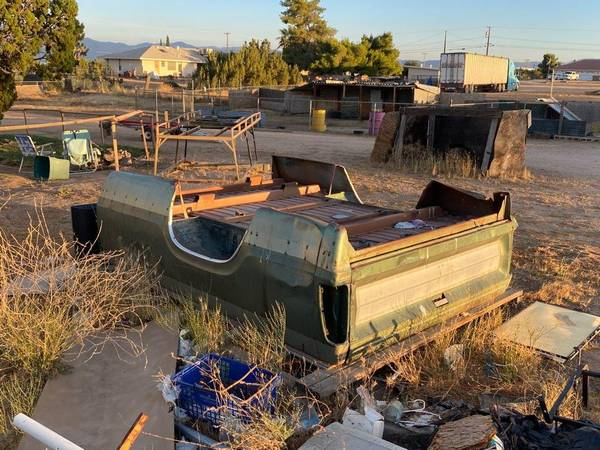 Photo 72-80 Dodge Truck Pick Up Bed 1972-1980 - $700 (High Desert)