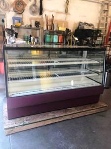 Photo 77quot Dry Bakery Display Case (Santa Clarita)