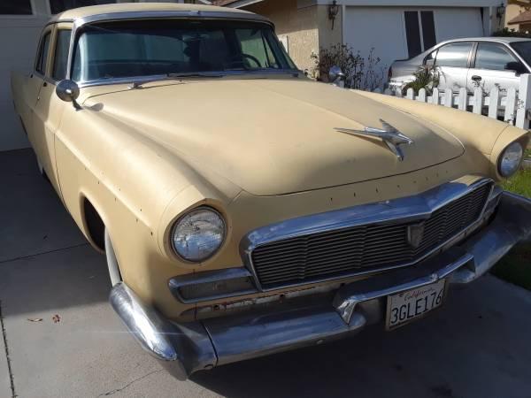 Photo $7,900 .obo 1956 Chrysler new Yorker 4DOOR - $7900