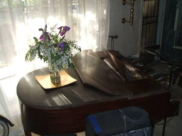 Photo Baby Grand Piano PRICE DROP - $800 (Apple Valley)
